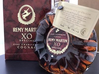 REMY MARTIN レミーマルタン XO スペシャル(SPECIAL) お酒 高価買取 出張買取