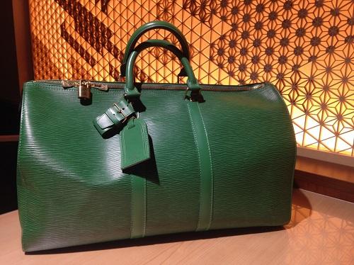 ルイヴィトン(Louis Vuitton) キーポル45 エピ グリーン M42974 出張買取 渋谷