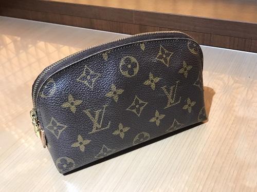Louis Vuitton ルイヴィトン ポシェットコスメティック モノグラム M47515 宅配買取