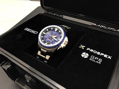 SEIKO セイコー プロスペックス SBED001 限定1500本 腕時計 美品 高価買取 宅配買取