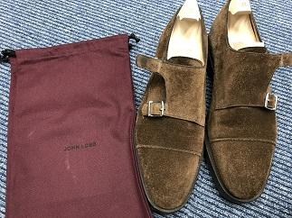John Lobb ジョンロブ ウィリアム2 靴買取 出張買取