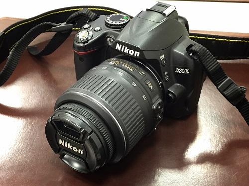 ニコン D3000 レンズ 18-55mm 買取 カメラ買取マルカ(MARUKA)