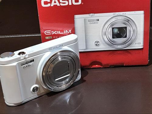 カシオ CASIO EX-ZR3100 カメラ デジカメ