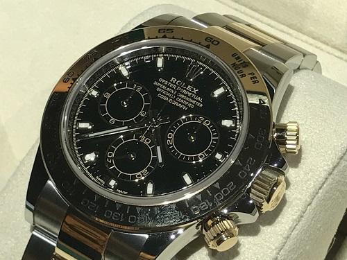 ロレックス(ROLEX) 116503 デイトナ スポーツモデル 腕時計 時計 コンビ