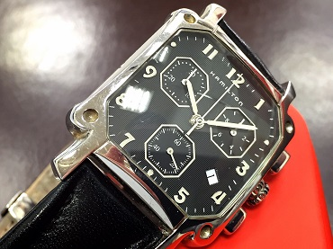 HAMILTON ハミルトン ロイド 時計買取 出張買取