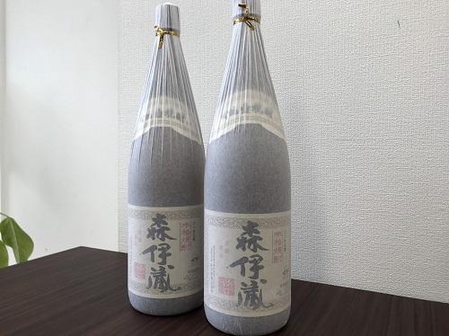 森伊蔵 買取 焼酎買取 お酒買取 マルカ(MARUKA)