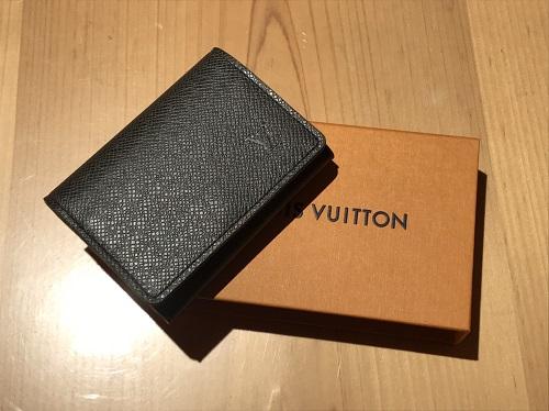 ルイ・ヴィトン(LOUIS VUITTON) アンヴェロップ・カルトドゥヴィジット M64021 新品 北山 買取