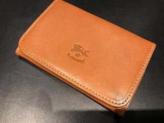 IL BISONTE イルビゾンテ カードケース ブランド品買取
