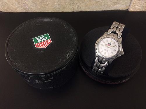 タグホイヤー(TAGHEUER)買取 時計買取 プロフェッショナル買取 ステンレス メンズ時計買取 京都北山店 機械式時計売却