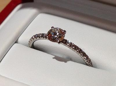 カルティエ Cartier エタンセルドゥカルティエ 0.34ct Pt950 ダイヤモンド ジュエリー