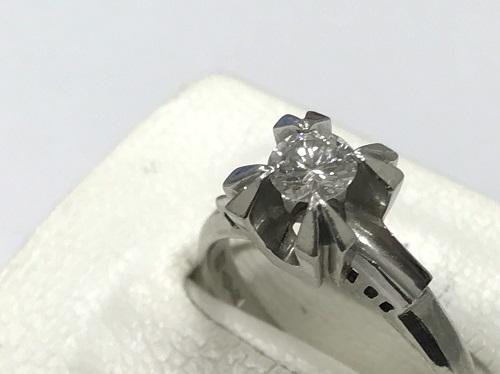 ダイヤモンド 0.34カラット プラチナPt900 宝石 ジュエリー 四条大宮店
