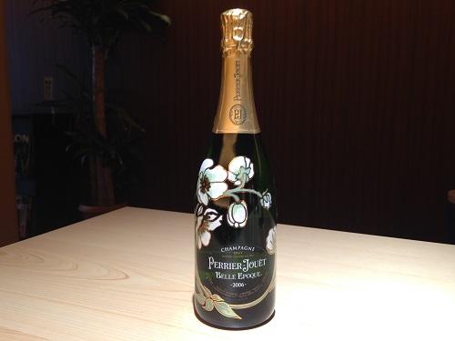 ペリエジュエ ベルエポック シャンパン お酒 出張買取 京都
