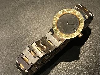 BVLGARI ブルガリ ブルガリ BB23SGD 時計買取 質屋 福岡 天神 博多