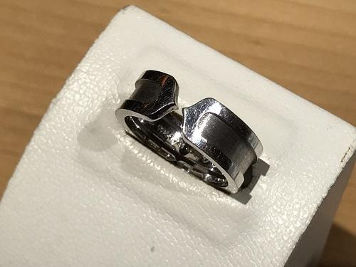 カルティエ(CARTIER) C2リング ジュエリー ブランド 指輪