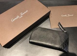 CAMILLE FOURNET カミーユフォルネ コインケース ブランド品買取 質屋 福岡 天神 博多