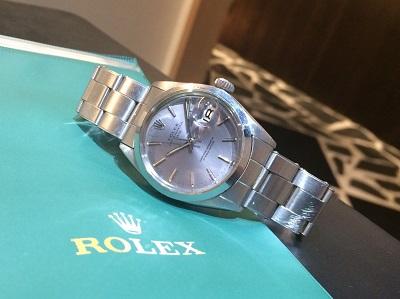 ロレックス(ROLEX)オイスターパーペチュアルデイトRef.1500
