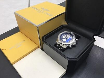 BREITLING ブライトリング スーパーアヴェンジャー クロノグラフ A13370 腕時計 不動 高価買取 七条店