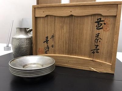 茶托買取 茶道具買取マルカ(MARUKA)