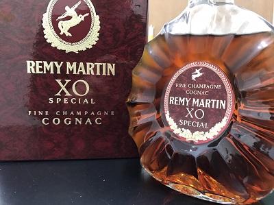 REMY MARTIN レミーマルタンXO スペシャル ブランデー お酒 高価買取 出張買取