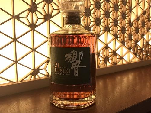 サントリー(SUNTORY)響21年 お酒買取 ウイスキー買取MARUKA心斎橋店