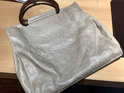 シャネル(CHANEL) バッグ ウッドハンド キャンバス ブランド Bag