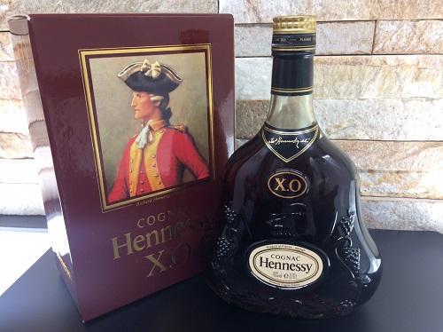 ヘネシー XO コニャック ブランデー 洋酒 700ML 未開封品 高級酒 京都北山店 ヘネシー売却 お酒買取