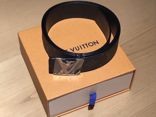 ルイ・ヴィトン(LOUIS VUITTON) サンチュール・LVイニシャル40MM M9043U 新品 宅配買取