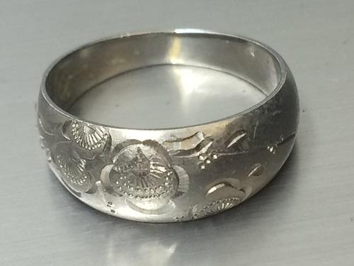 プラチナリング PM刻印 6.4グラム 指輪 アクセサリー 貴金属 京都北山店 プラチナ売却