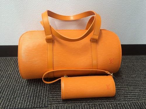 ルイヴィトン Louis Vuitton スフロ エピ マンダリン M5222H 宅配買取
