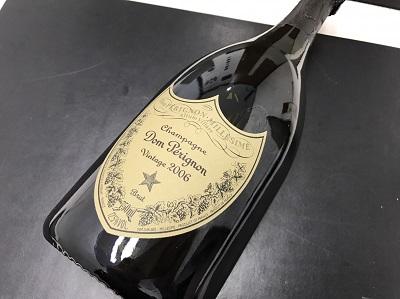 Dom Perignon ドン・ペリニヨン ブリュット シャンパン お酒 高価買取 出張買取