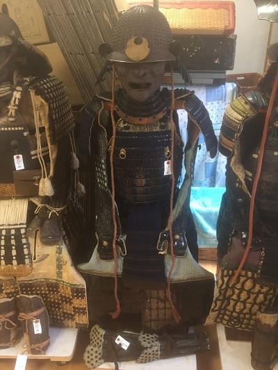 甲冑・鎧兜買取 骨董品買取 工芸品買取 日本刀・火縄銃買取マルカ(MARUKA)
