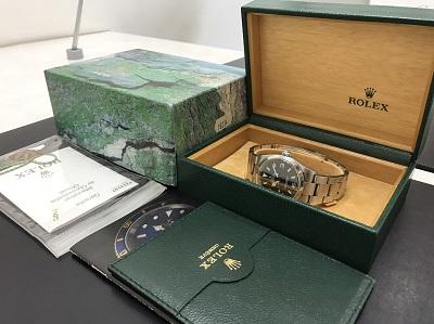 ROLEX ロレックス エクスプローラー1 Ref.114270 腕時計 高価買取 七条店