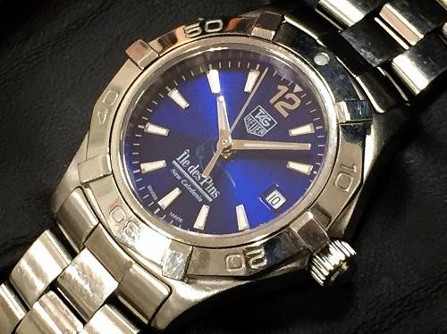タグホイヤー(TAG Heuer)買取 アクアレーサー買取 時計買取 ニューカレドニア WAF141T 北山 時計買取