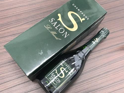 シャンパン お酒 サロン ブランドブラン 2006 京都大宮