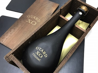 OTARD オタールXO ブランデー お酒 高価買取 出張買取
