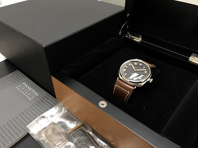 PANERAI パネライ ラジオミール カリフォルニア PAM00424 腕時計 高価買取 七条店