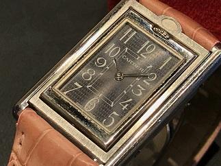 Cartier カルティエ タンクバスキュラントSM 宝石欠け 時計買取 福岡 天神 博多 赤坂 薬院