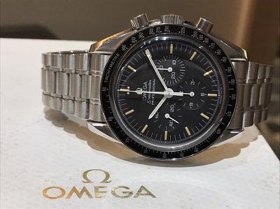 オメガ(OMEGA)スピードマスタームーンウォッチRef.3590.50