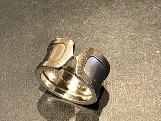 Cartier カルティエ 2Cリング ホワイトゴールド ブランドジュエリー買取 出張買取