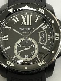 カルティエ(CARTIER)カリブルドゥカルティエ(CARTIER)ダイバーRef.WSCA0006