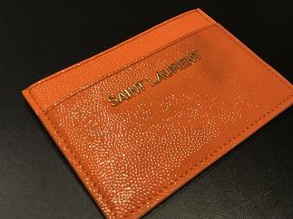 Saint Laurent サンローラン カードケース ブランド買取