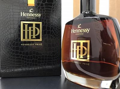 HENNESSY ヘネシー PRIVE プライヴェ ブランデー お酒 高価買取 出張買取