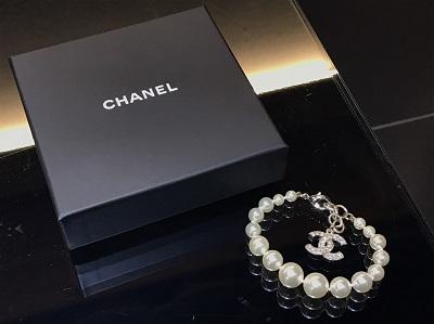 シャネル(CHANEL)パールブレスレット A86499 シャネル(CHANEL)買取