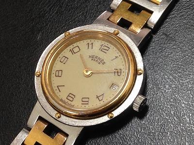 エルメス(HERMES) クリッパー 時計 レディース