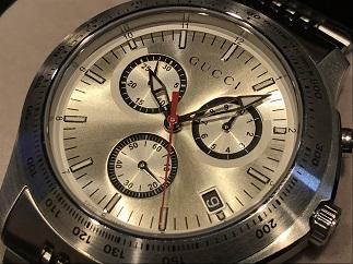 GUCCI グッチ Gタイムレス クロノグラフ 126.2 腕時計買取 福岡 質屋 天神 大名 赤坂 薬院 博多
