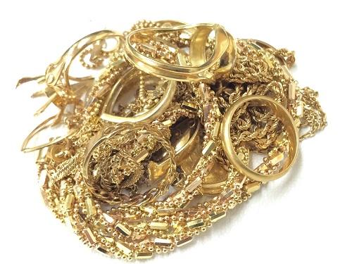 18金買取 ネックレス 指輪 多数 K18買取 貴金属買取 69.4グラム アクセサリー 金製品買取 MARUKA 京都北山店 金を売るなら!