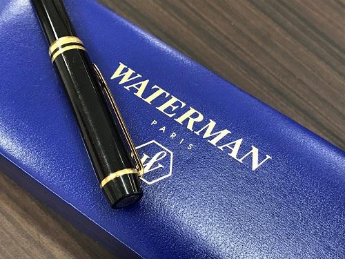 ウォーターマン(WATERMAN) ボールペン 筆記具 大宮 買取
