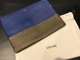 CELINE セリーヌ クラッチバッグ ブランド買取 福岡 天神 大名 博多 赤坂 薬院