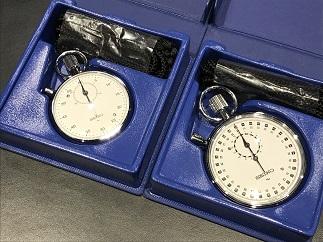 SEIKO セイコー ストップウォッチ 時計買取 出張買取
