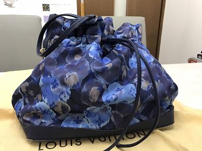 LOUIS VUITTON ルイヴィトン ノエフル イカットフラワー M94312 美品 高価買取 七条店